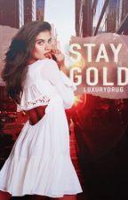 Stay Gold|Neymar Jr by LuxuryDrug