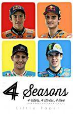 MotoGP Fanfiction 4 Seasons by Littlepaper93