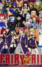 Fairy Tail One Shots(Discontinued) by 1Snowdrop