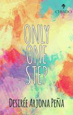 Only one step | Desirée Arjona Peña by JinxMoon