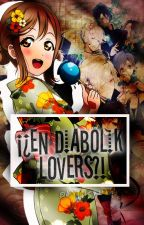 ¡¿En Diabolik Lovers?! by -Insxnsible-