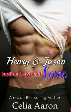 Henry and Jason -- Justice League of Love by CeliaAaron