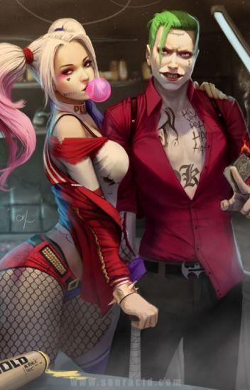 Joker a Harley trochu jinak