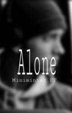 Alone  by LI7Y5DMN
