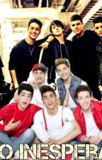 Giro Inesperado (CNCO, CD9, Y Tu) by Angeles323282213