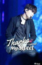 [BTS SUGA FF] Thanks, My Sweet Sunbae!! by mcyoon