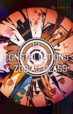 [12 chòm sao] Lớp học Zodiac (cover mekakushi actors) [tạm Drop] by YnNhi04