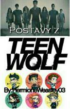 Postavy z Teen Wolf by HermioneWeasley03