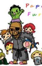 Papai Fury by bekayurio