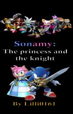 Sonamy: The princess and the knight by Lilli0161