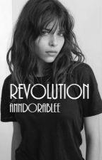 REVOLUTION [J. BLACK] by annadorablee