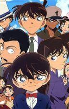 [Shinichi & Ran(Detective Conan)] by RalloChiara02