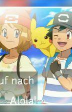 Pokémon | Auf Nach Alola!  | Amourshipping  by _Eevee2002_