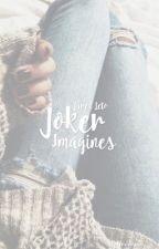 JOKER IMAGINES ¥ JARED LETO by wonderwomenn