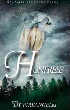 Huntress by FireAngel02