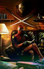 La Hija De Tony Stark [Deadpool Y Tu] by batigril