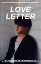 Love Letter || Minghao by Seulra_Kwon