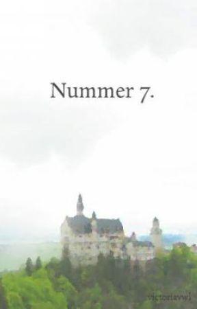Nummer 7. by victoriavwl