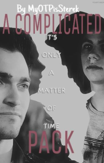 A COMPLICATED PACK [STEREK] [Boyxboy]