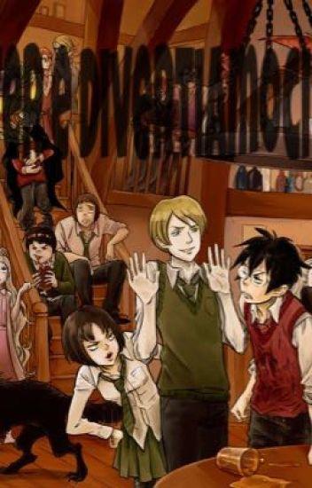 Harry Potter e divertiamoci nel fandom.