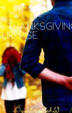 Thanksgiving Surprise by silverfish23