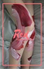 Red \\ a miniminter fanfic by sidemennnnn