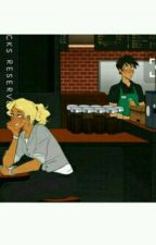 Starbucks Lovers (Percabeth AU) by SkyeSolace