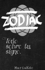 Zodiac by MariaKdc