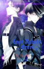 Last Rebels ♤Ereri♤ Crossover  by Himouto-san