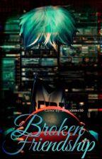 Broken Friendship  (Kuroko no basuke) by jambagcal