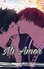 Mi amor -Boku No Hero Academia- by kanaiDarlend
