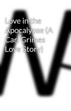 Love in the Apocalypse (A Carl Grimes Love Story) by walkerproductions