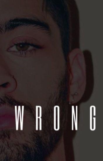 Wrong (Ziam Mpreg)