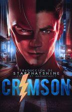 Crimson ϟ ϟ Barry Allen/The Flash by starthatshine
