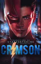 Crimson ϟ  Barry Allen/The Flash by starthatshine