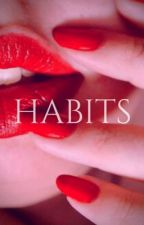►habits© james potter by bringmarshmallows