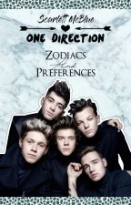 One Direction || Zodiacs by ScarlettMcBlue