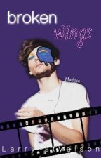 "Broken Wings ""larry"" by ayat_ayaat"
