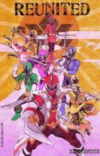 Power Rangers Samurai: Reunited by littleluver