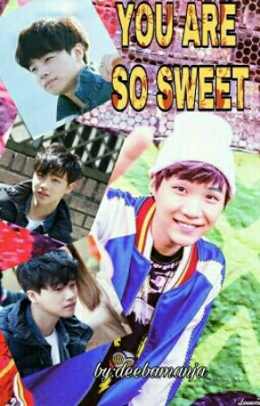 YOU ARE SO SWEET [Book 2/7] (IKON/BTS) by deebamanja