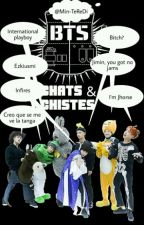 BTS Chats & Chistes [Humor] by Min-TeReDi