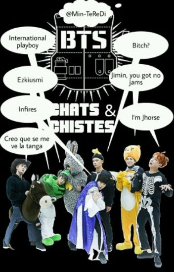 BTS Chats & Chistes [Humor]