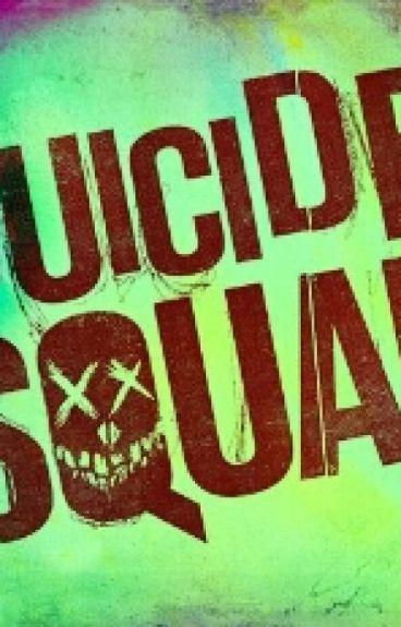Suicide Squad {x reader!!}