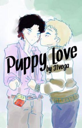 Puppy love by 31vega