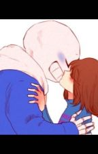 Sans And Frisk  by Vanekka_Aphmau_