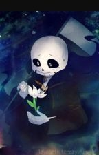Life Is A Joke Without A Punchline | Reapertale!Sans x Cupid!Reader by KatBlakBones