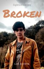 Broken || Jos Canela by lightxblueyes