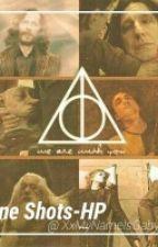 One Shots-Harry Potter by QueenOfTheSugar