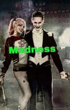 Madness // Harley & Joker by -fookoffnigel-