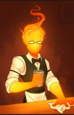 The Silent Type {GRILLBY X READER} by TulipMoonPie